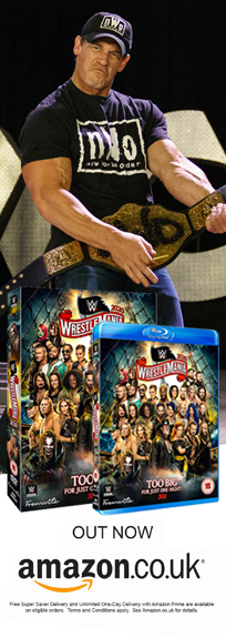 WWE DVD UK FremantleMedia