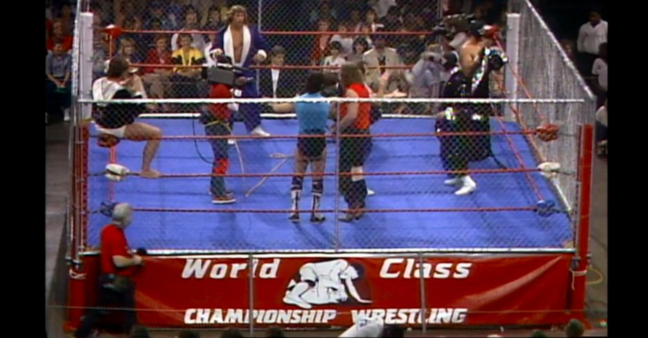 Throwback Thursday: WCCW #207 (Dec. 14, 1985), As Seen on WWE ...