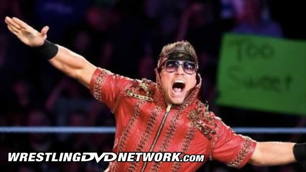 The Miz - WWE DVD Matches Revealed