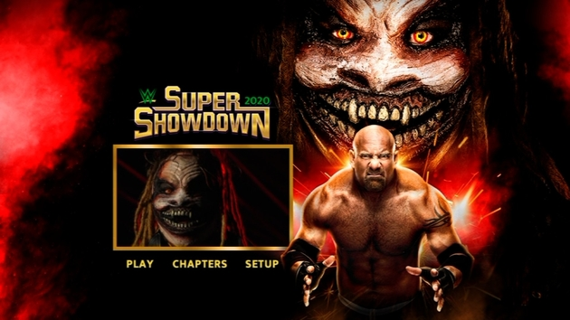 WWE Super Showdown 2020 DVD - Available Now!