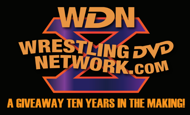 WDN 10 Year Anniversary Giveaway - Win A Year's Supply of WWE DVDs!