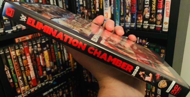 WWE Elimination Chamber 2020 - Available Now!