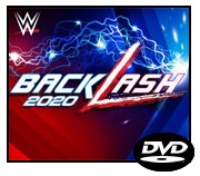 WWE Backlash 2020 DVD - Logo