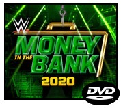 WWE Money in the Bank 2020 DVD - Logo