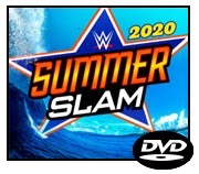WWE SummerSlam 2020 DVD - Logo