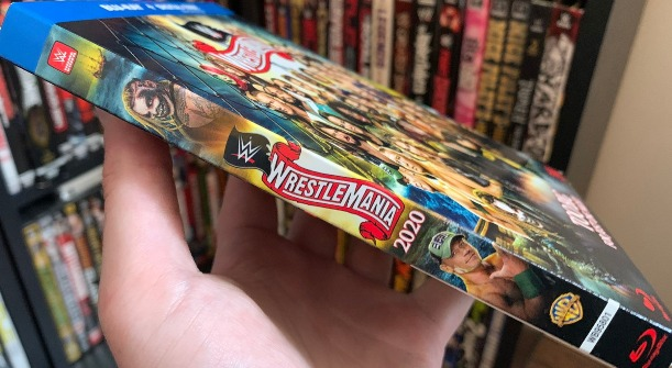 WWE WrestleMania 36 DVD & Blu-ray - Available Now!