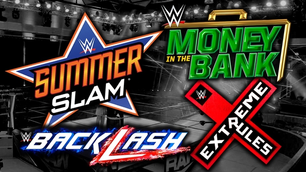 New WWE Pay-Per-View DVD Releases for 2020