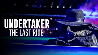 WWE 'Undertaker: The Last Ride' Documentary Coming to DVD & Blu-ray!