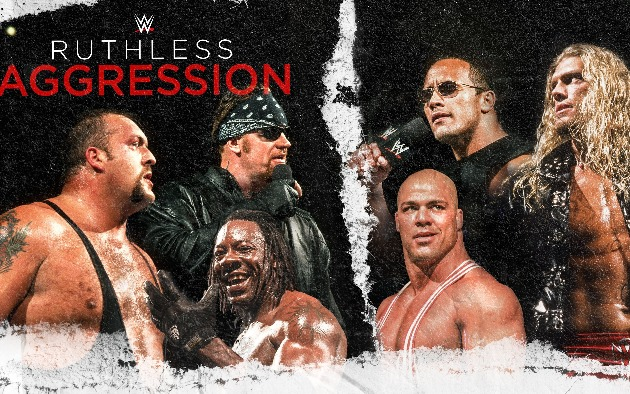 WWE Ruthless Aggression DVD Added to 2020 Schedule!