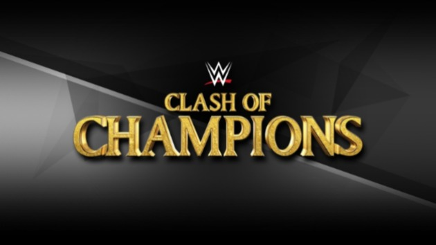 WWE Clash of Champions 2020 PPV Logo