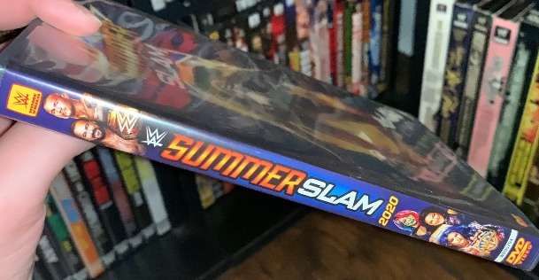 WWE SummerSlam 2020 2020 DVD - Available Now!
