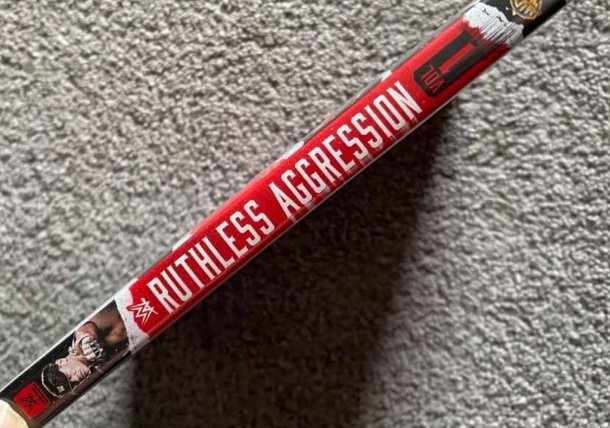 WWE 'Ruthless Aggression Vol. 1 DVD - Available Now!