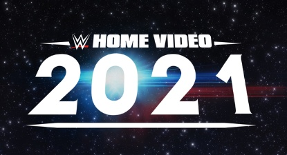 WWE Home Video 2021 - Logo