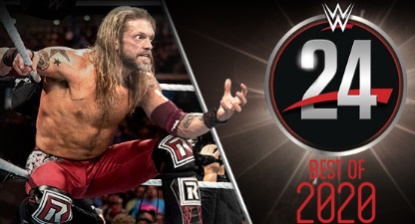 WWE 24: Best of 2020 DVD - Full Content & Extras Revealed!