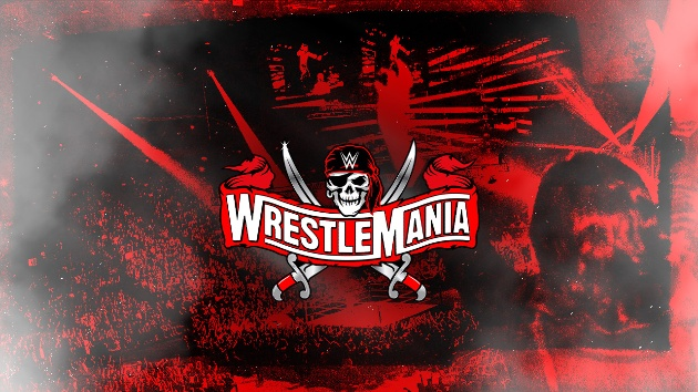 WWE WrestleMania 37 Logo