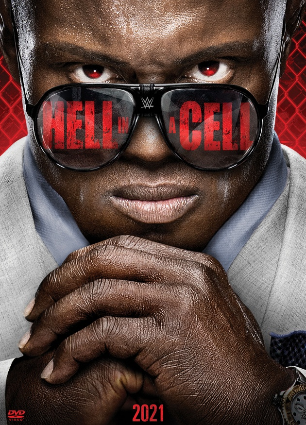 WWE Hell in a Cell 2021 DVD - Cover Artwork Unveiled!
