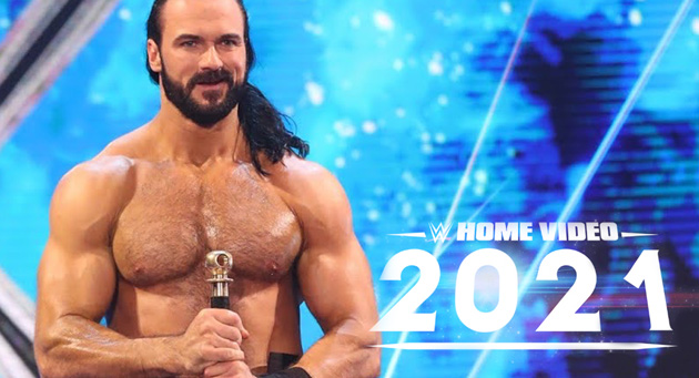 New Drew McIntyre WWE DVD To Close Out 2021 Schedule!